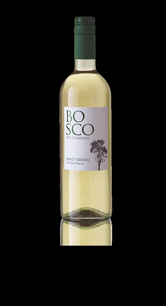 Pinot Grigio IGT delle Venezie 2014, Bosco dei Cirmioli