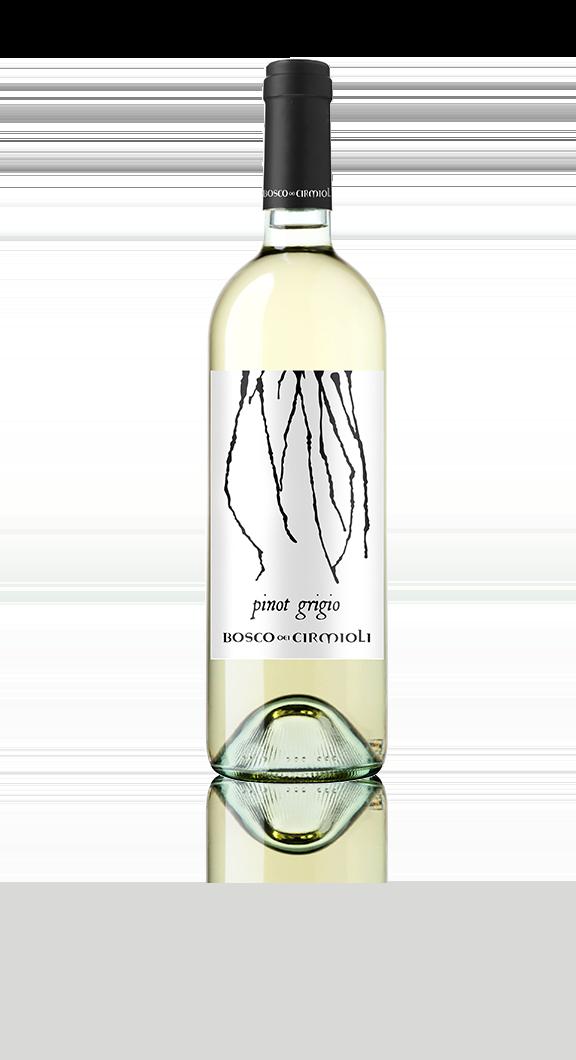 """Pinot grigio """"Bosco dei Cirmioli"""""""